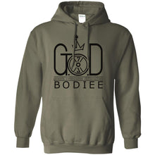God Bodiee-Pullover Hoodie Mens