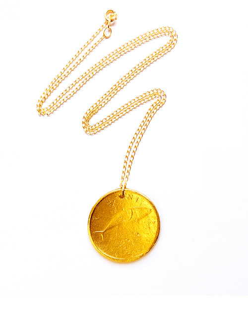 TREASURE COIN | NECKLACE
