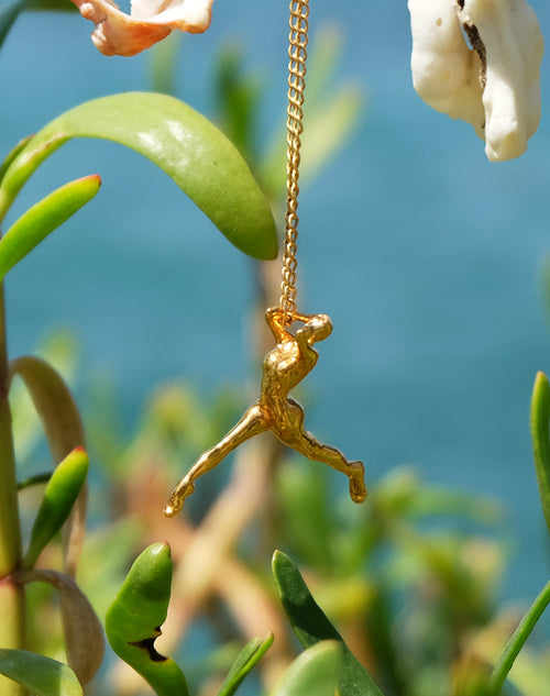 INNER BALANCE GOLD | NECKLACE