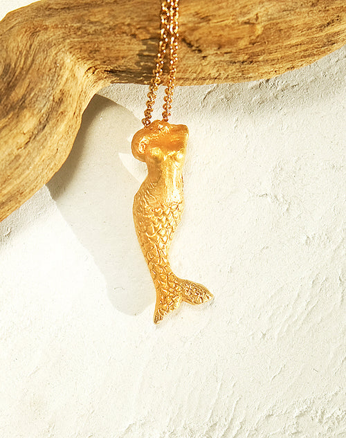 MERMAID GOLD | NECKLACE
