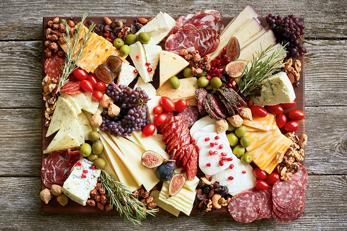 Create An Epic Charcuterie Board