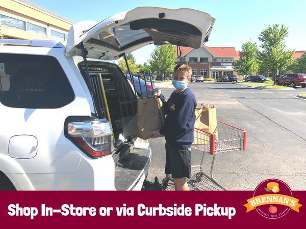 Shop In-Store or via Curbside PickUp