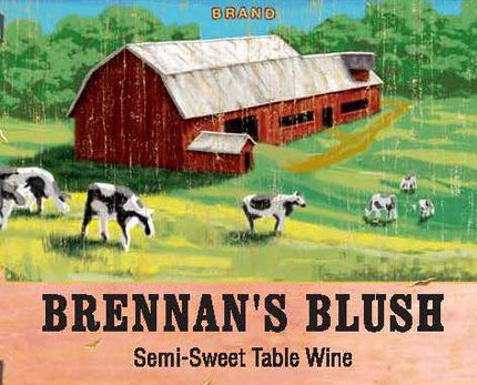 Brennan's Cellars Blush