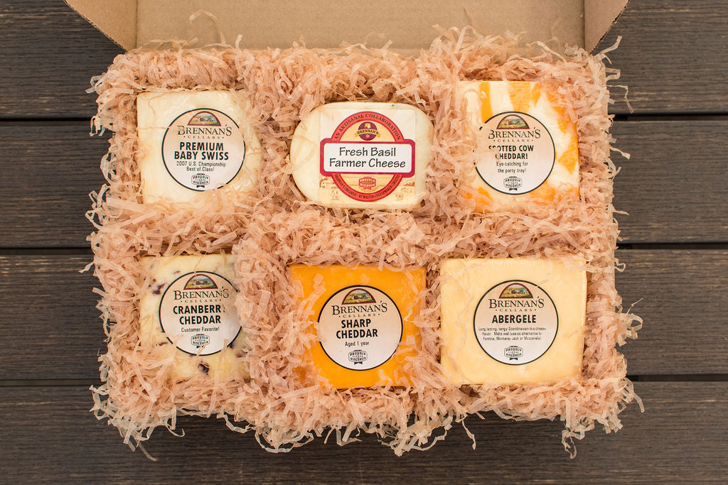 Box #05 - All Cheese Please - Brennans Market