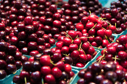 Washington State Bing Cherries - Colossal 9 Row - Brennans Market