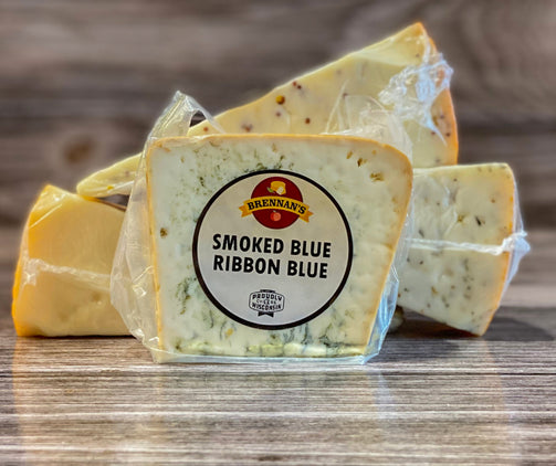 Smoked Blue Cheese - Brennans Market