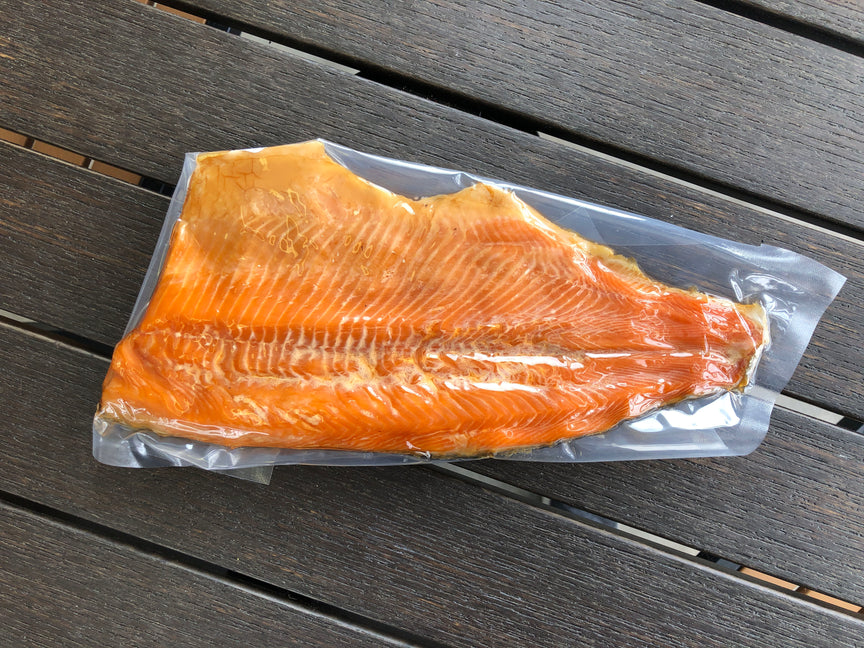 Silver Moon Springs Smoked Trout