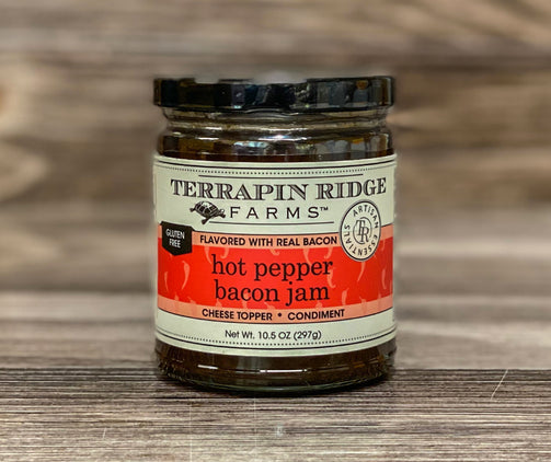 Terrapin Ridge Hot Pepper Bacon Jam - Brennans Market