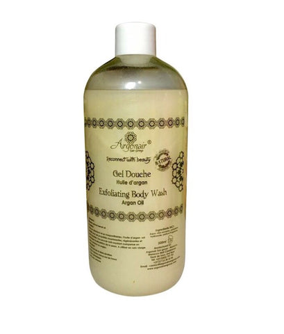 Luxurious Body Wash with Argan & Oud