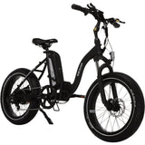 Electric Cruiser Bike