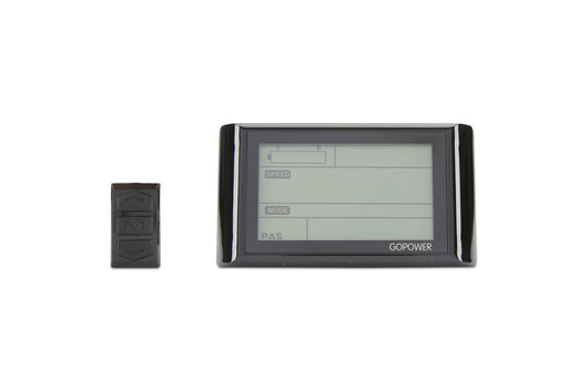 LCD Waterproof Display for GoSpeed/GoCruiser/GoExpress