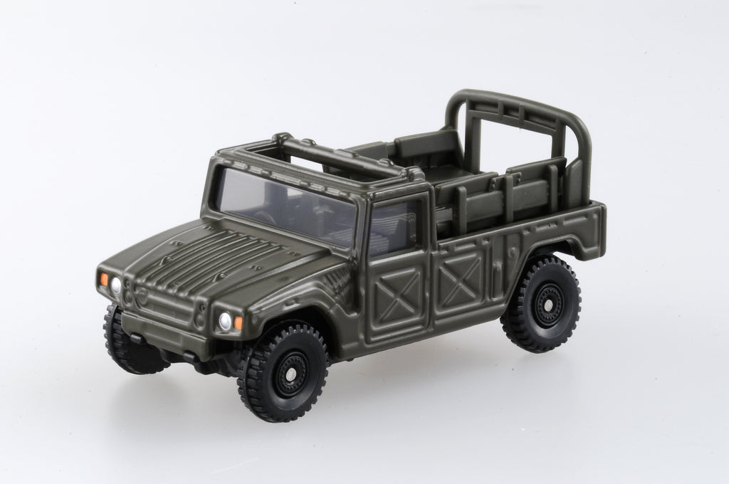 Tomica - JSDF High Mobility Die Cast Scale Model No.096-08
