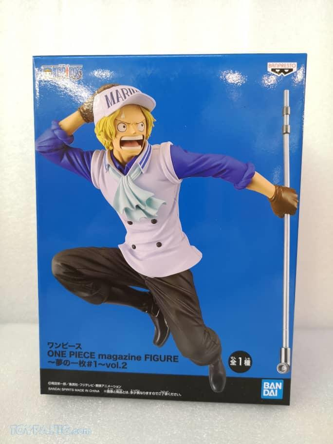 One Piece Magazine Figure - A Piece of Dream 1 - Vol.2 - Sabo