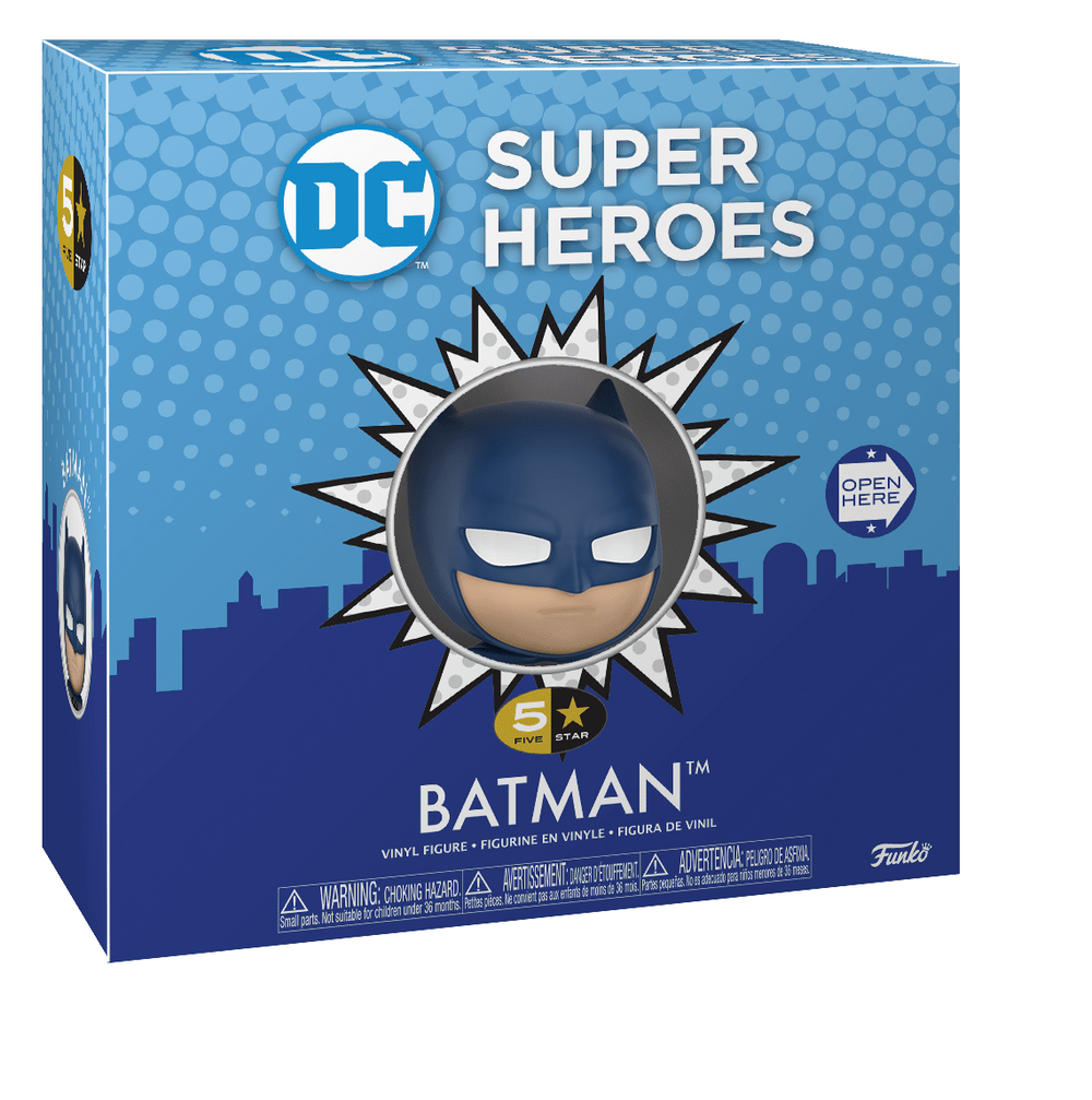 Batman - DC 5 Star Funko