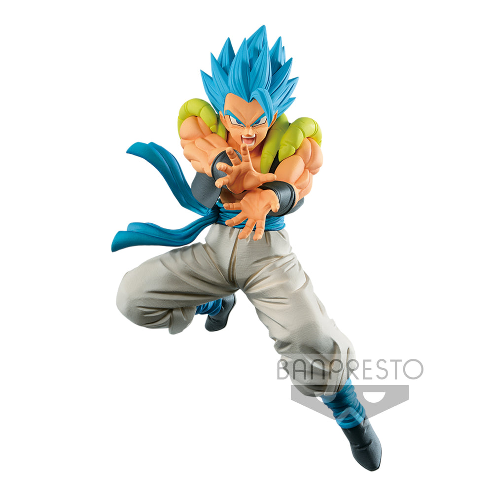Banpresto Dragon Ball Super Gogeta - Super Kamehameha II Ver.1