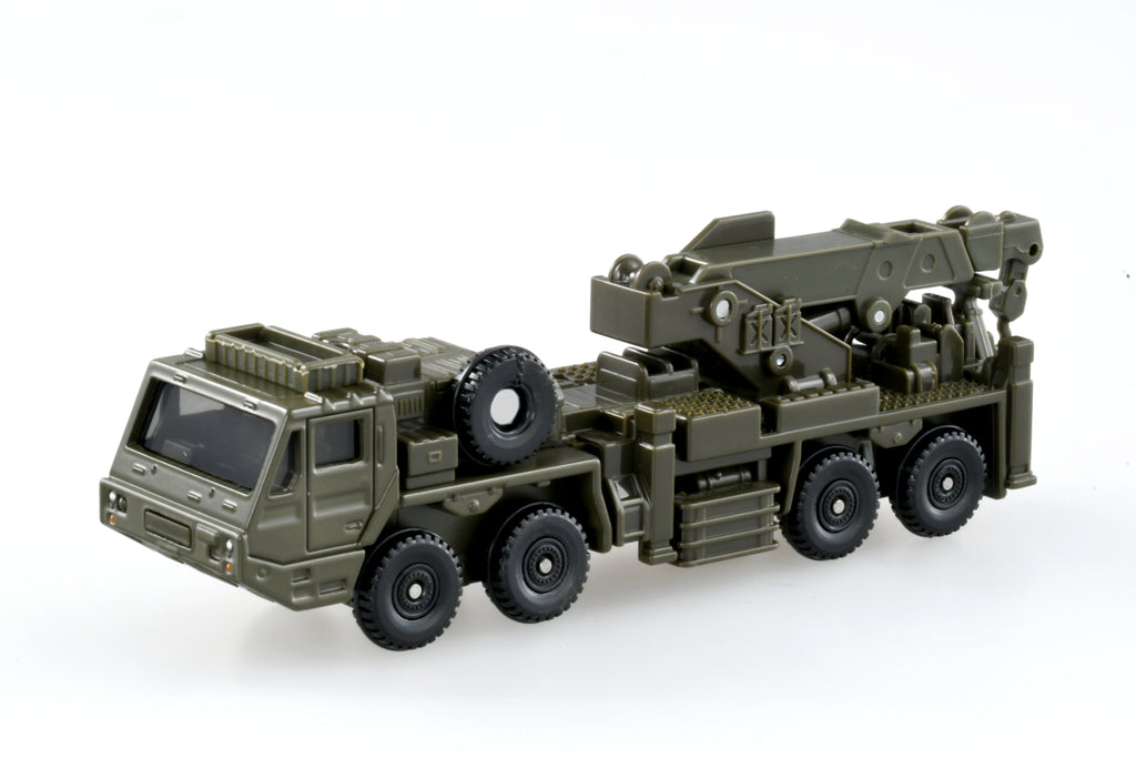 Tomica - JSDF Heavy Wheeled Recovery Vechicle Die Cast Scale Model No.141