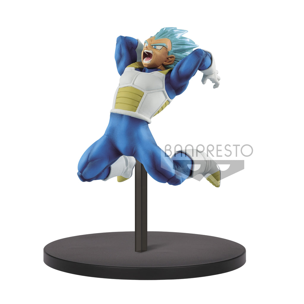 Dragon Ball Super: Chosenshiretsuden Statue: Volume 7: A Super Saiyan God Super Saiyan Vegeta
