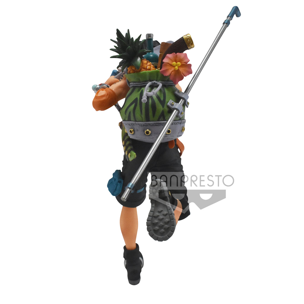 One Piece - Three Brothers Figure - B: Portgas D Ace