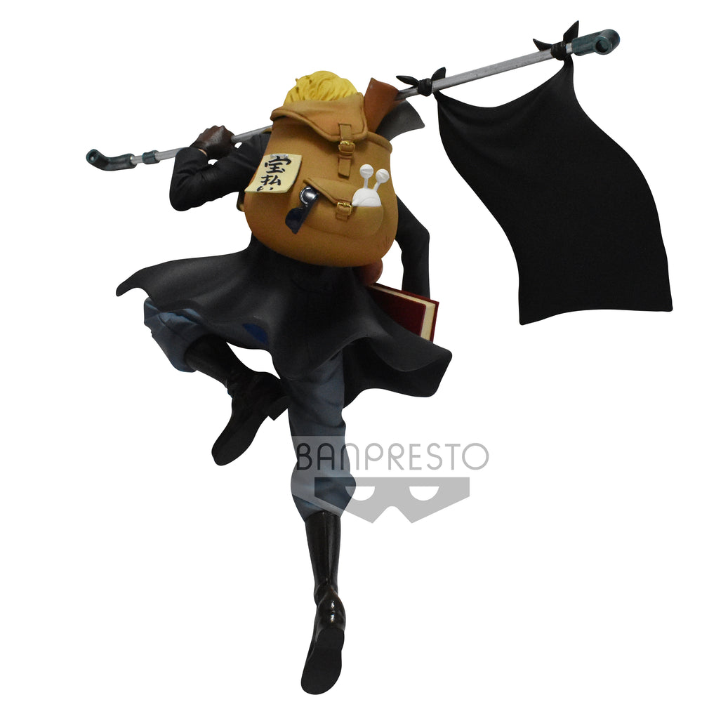 One Piece - Three Brothers Figure - C: Sabo