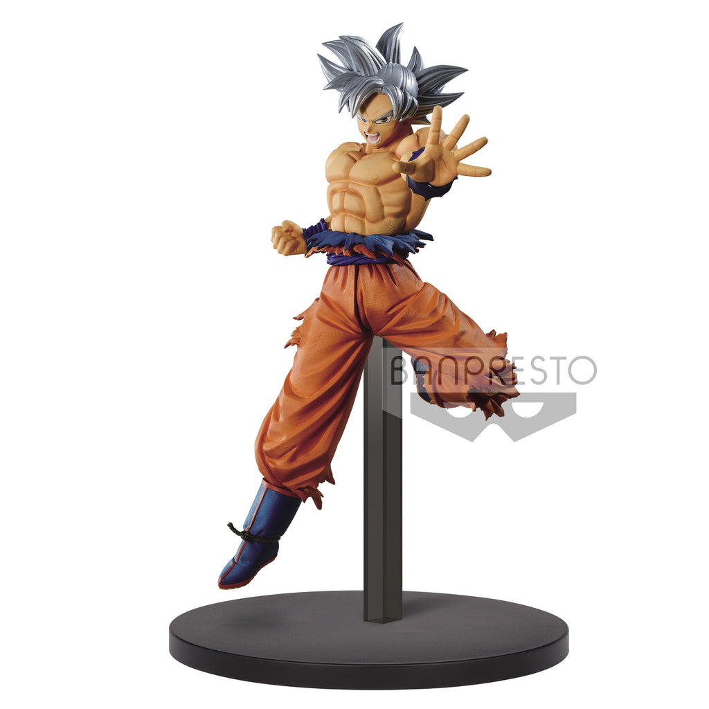 DRAGON BALL SUPER CHOSENSHIRETSUDENⅡ VOL 1 (A: SON GOKU (ULTRA INSTINCT))