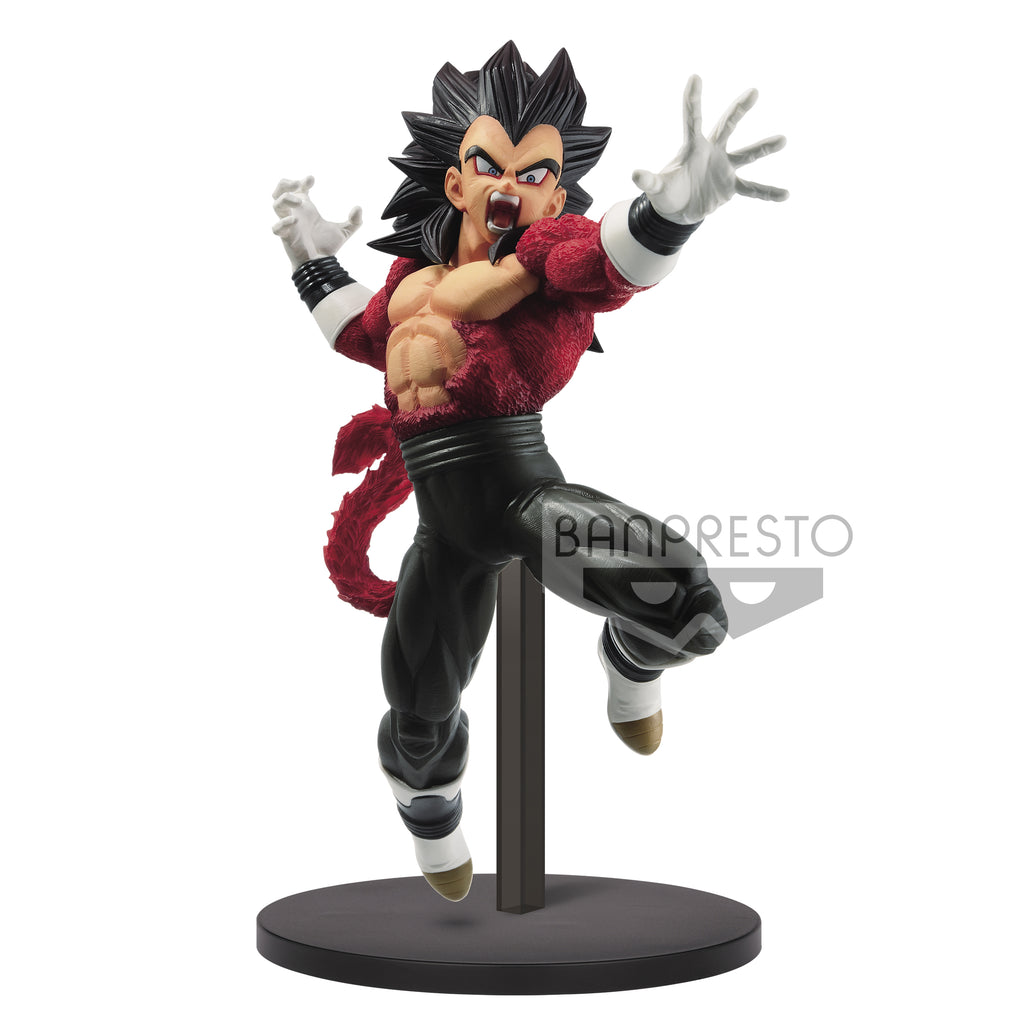 SUPER DRAGON BALL HEROES 9TH ANNIVERSARY FIGURE - SUPER SAIYAN 4 VEGETA - XENO