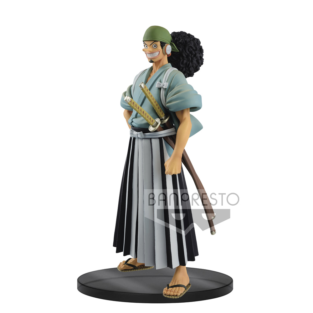 ONE PIECE DXF ~THE GRANDLINE MEN ~ WANOKUNI VOL.6