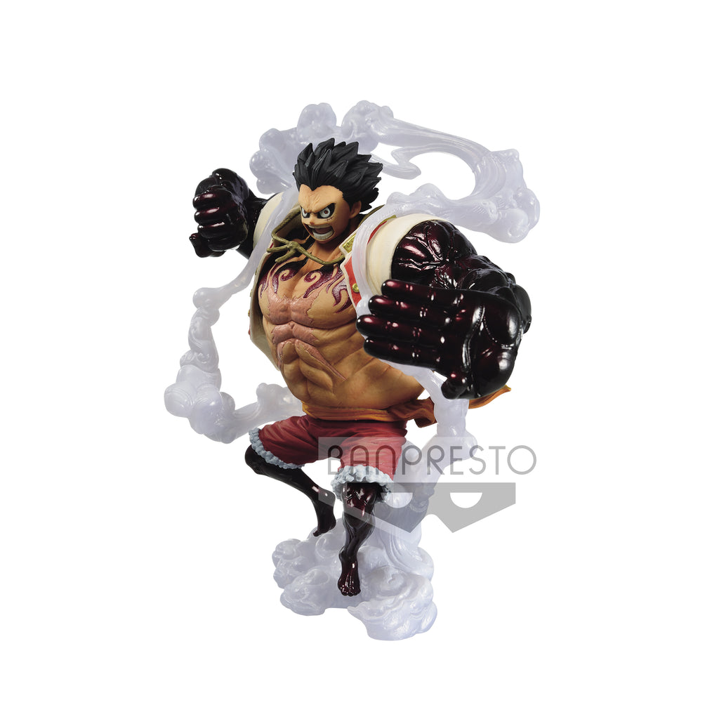 ONE PIECE - KING OF ARTIST - THE MONKEY. D. LUFFY GEAR 4-SPECIAL-(VER.A)