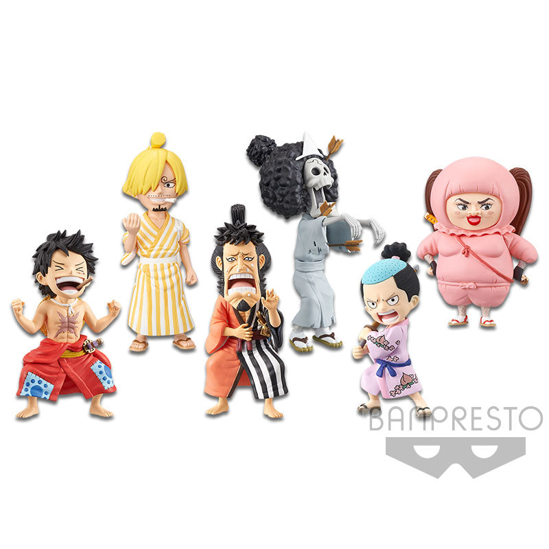 Banpresto One Piece World Collectible Figure