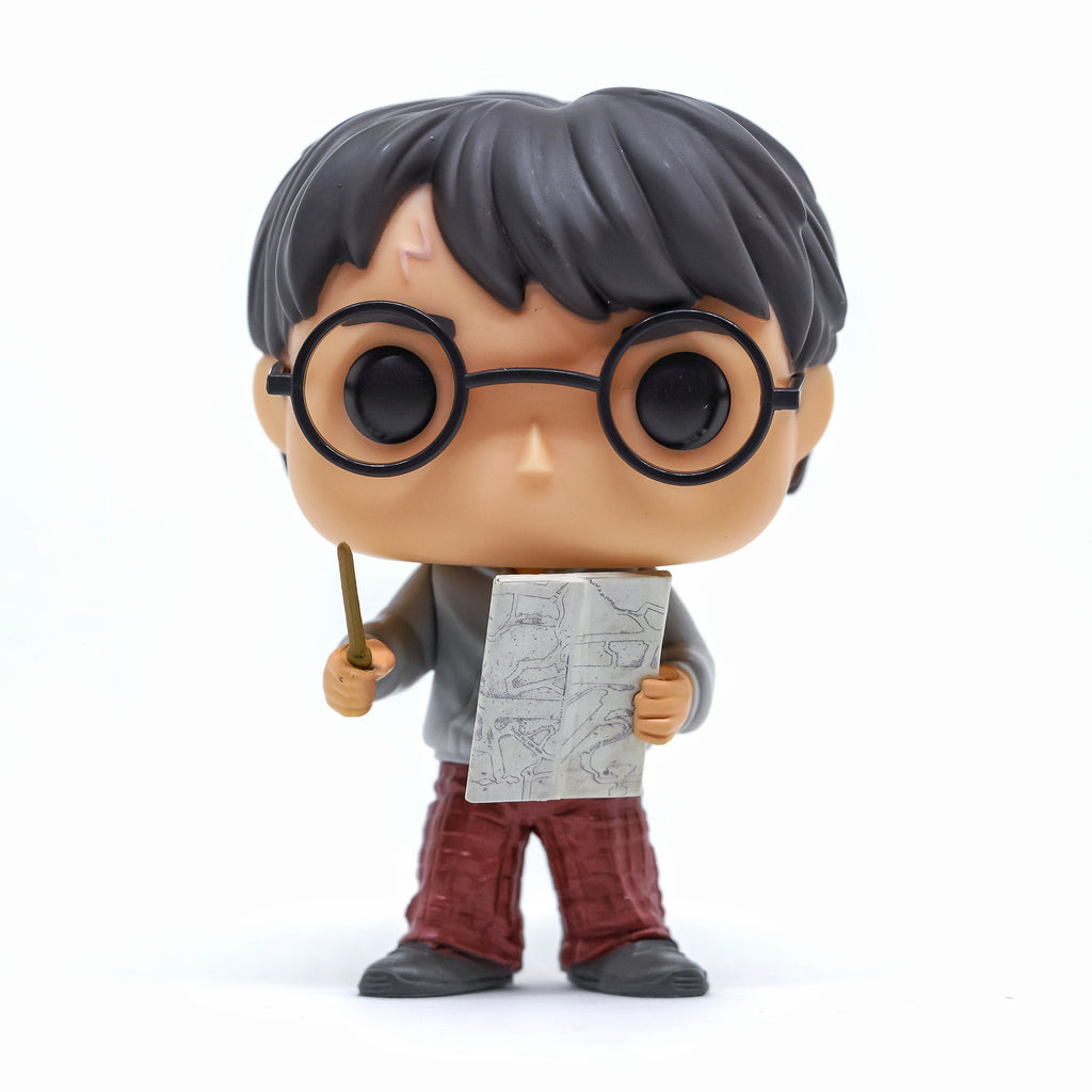 Funko Pop Harry Potter - Harry Potter with Marauders Map #42