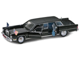 1972 Lincoln Continental Reagan Car (US President's Car - 30 CM)