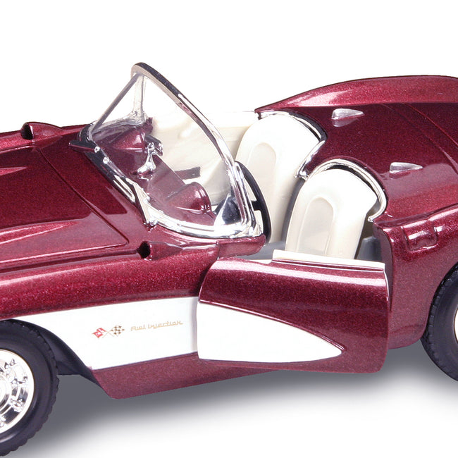 1957 CHEVROLET CORVETTE [16 Cm - 1:24 Scale]