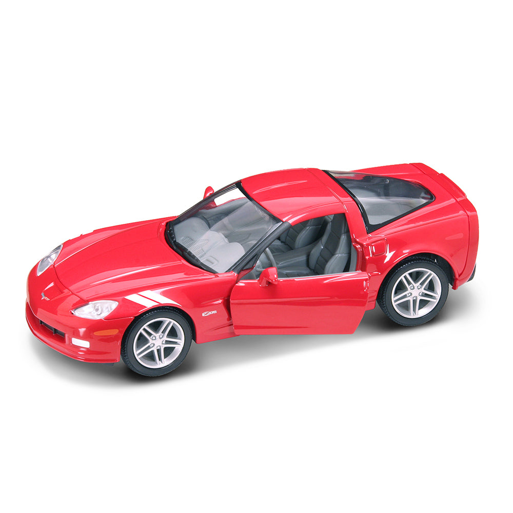 2007 CHEVROLET Z06 - Road Signature 1:24 Scale Model
