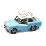 Trabant 601 With Rack [16 Cm - 1:24 Scale]