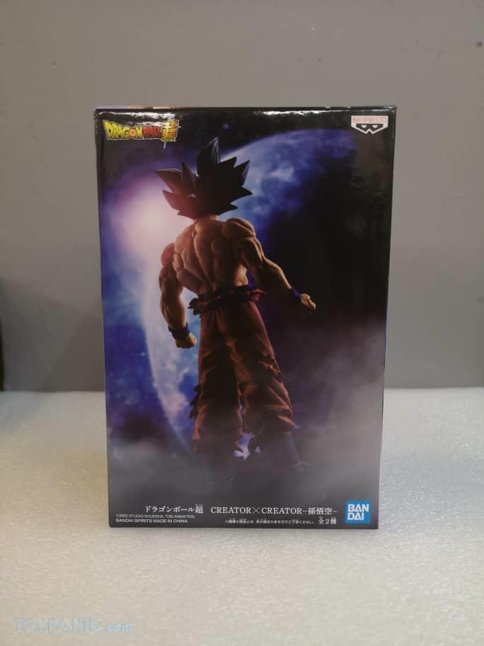 Dragonball Super Creator x Creator - Son Goku- (A - Ultra Instinct -Sign-)