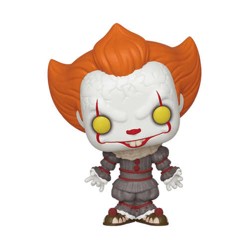 Pennywise w/ Open Arms -  IT: Chapter 2 - Funko POP Movies #777