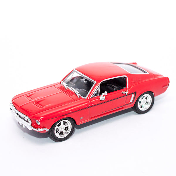 1968 Ford Mustang GT (1:43 Scale)