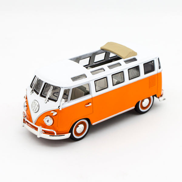 1962 Volkswagen Microbus (Open Sunroof Version) [13 Cms - 1:43 Scale]