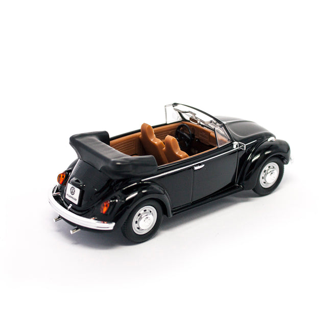 1972 Volkswagon Beetle Roof Top (Open) [10 cms - 1:43 Scale]