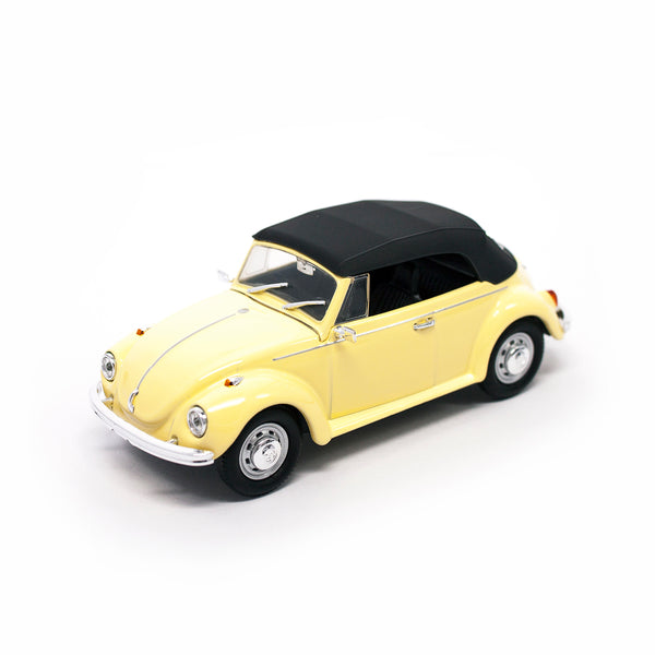 1972 Volkswagen Beetle Roof Top (Closed) - [10 cm - 1:43 Scale] - Road Signature
