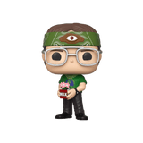 Funko Pop Marvel Emerald Comic Con Exclusive - The Office - Dwight Schrute as Recyclops #938