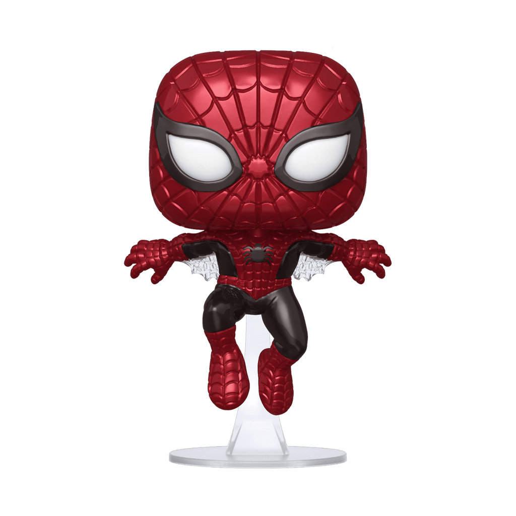 Funko Pop Marvel: 80th - First Appearance Spider-Man(MT) #593