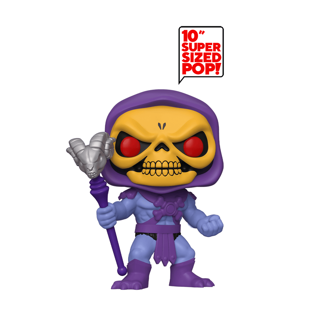"Funko Pop Masters of the Universe - 10"" Skeletor #998"