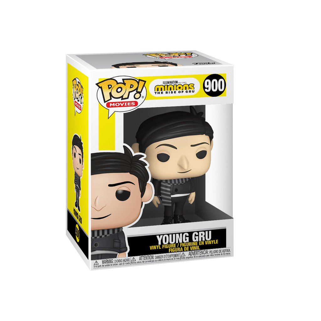 Funko Pop Minions The Rise of Gru - Young Gru #900