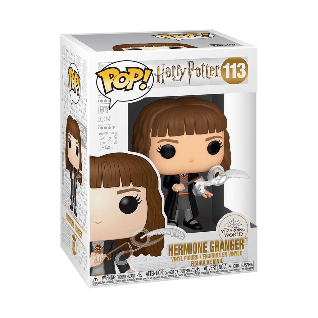 Funko Pop Harry Potter - Hermione w/Feather #113