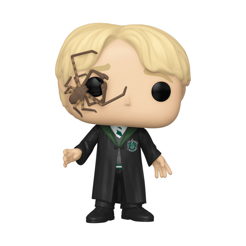 Funko Pop Harry Potter - Malfoy with Spider #117