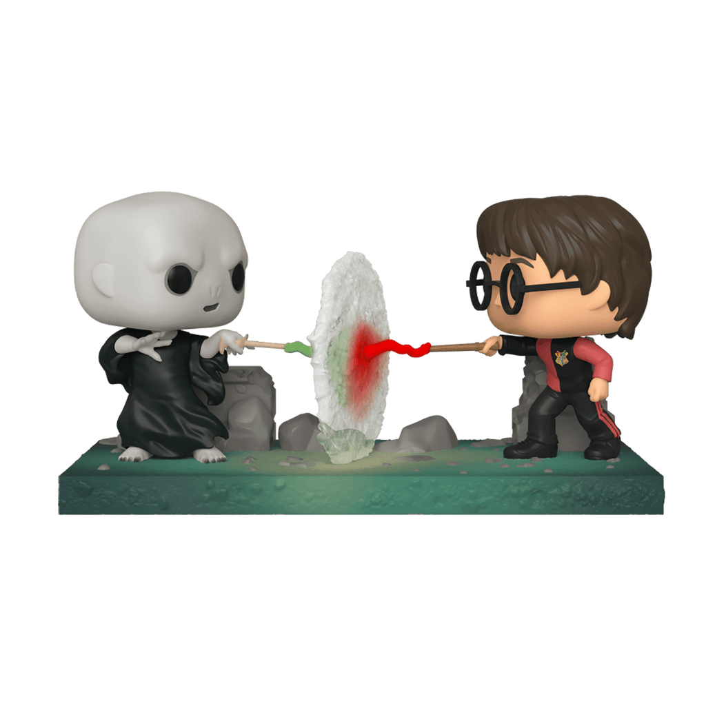 Funko Pop Moment: Harry Potter - Harry VS Voldemort