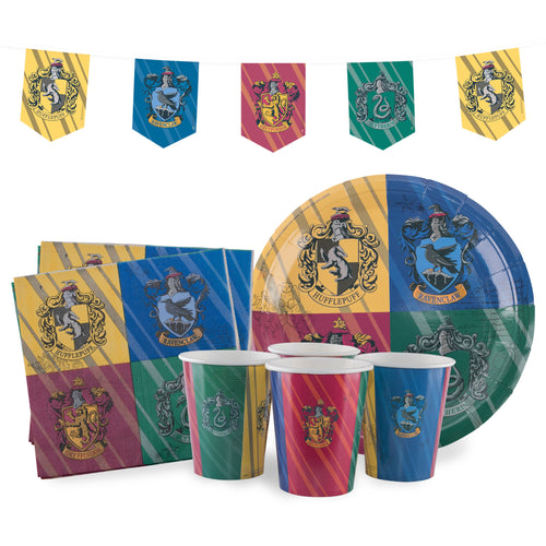 Hogwarts Houses - Birthday Set