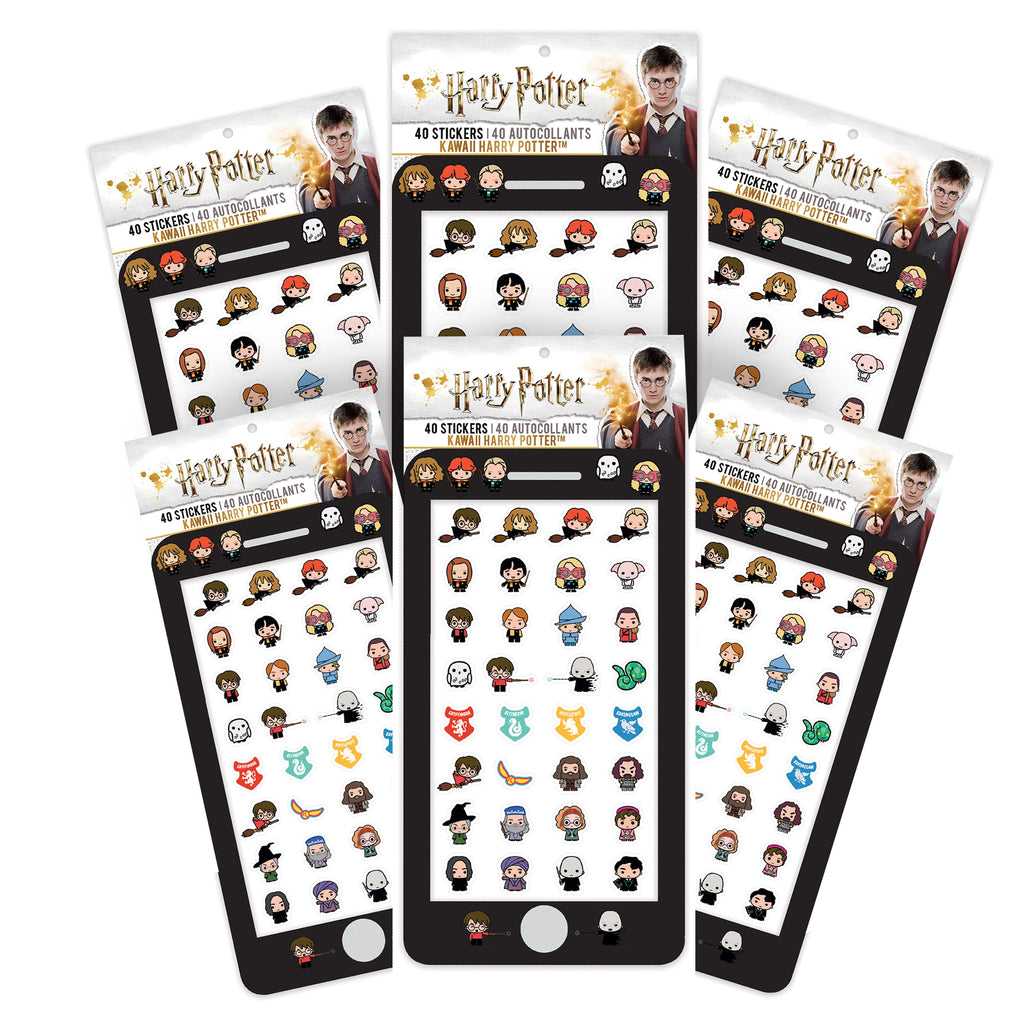 Kawaii Stickers - Harry Potter Stickers