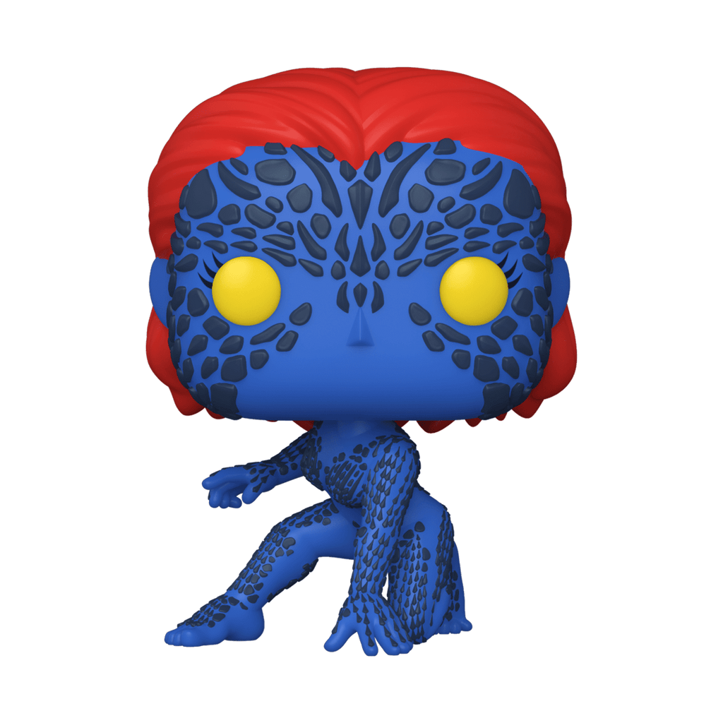 Funko Pop Marvel: X-Men 20th - Mystique #638