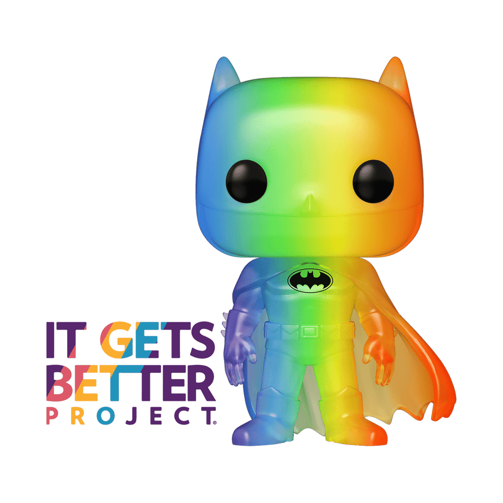 Funko Pop DC Heroes: Pride 2020 - Batman #141